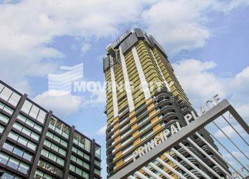 Thumbnail 2 bed flat for sale in Principal Place, London