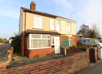 Thumbnail 4 bed semi-detached house for sale in High Street, Caister-On-Sea, Great Yarmouth