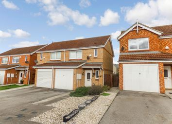 Thumbnail 2 bedroom semi-detached house for sale in The Chequers, Consett