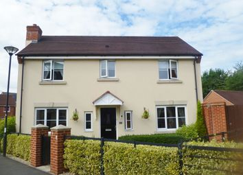Thumbnail 4 bedroom detached house for sale in Melstock Road, Taw Hill, Swindon