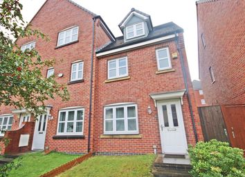 3 bed town house for sale in Kiveton Walk, Battersby Lane, Warrington WA2