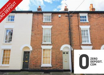 Thumbnail 4 bed terraced house to rent in Love Lane, Canterbury