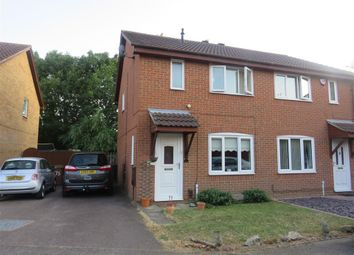 Thumbnail 3 bed semi-detached house for sale in Ambleside Close, Wellingborough