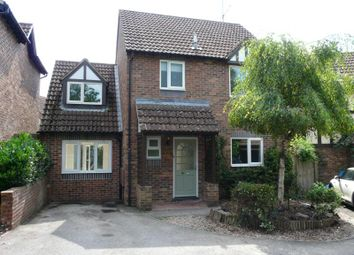 Thumbnail 4 bed detached house for sale in Cherry Grove, Hungerford