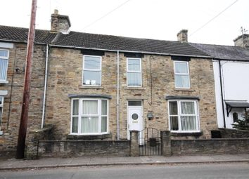 Thumbnail 4 bed terraced house for sale in The Causeway, Wolsingham, Bishop Auckland