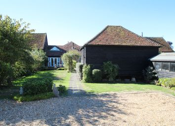 Thumbnail 4 bed barn conversion for sale in New Road, Wilstone, Tring