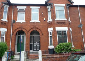 Thumbnail 6 bed property to rent in Harley Avenue, Manchester