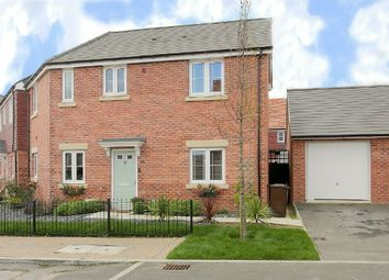 Thumbnail 3 bed semi-detached house for sale in Hyde Park, Lords Way, Andover