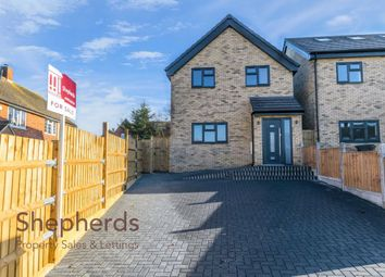 Thumbnail 3 bed detached house for sale in Quendon Drive, Waltham Abbey, Essex