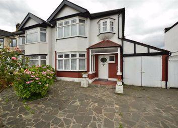 Eastern Avenue, Redbridge, Essex IG4. 3 bed end terrace house