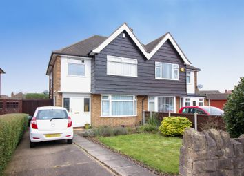 Thumbnail 3 bed semi-detached house for sale in Rufford Avenue, Bramcote, Nottingham