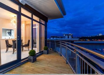 Thumbnail 2 bedroom flat for sale in Victoria Wharf, Watkiss Way, Cardiff