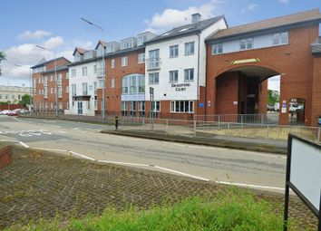 Thumbnail 1 bed flat for sale in Drakeford Court, Stafford