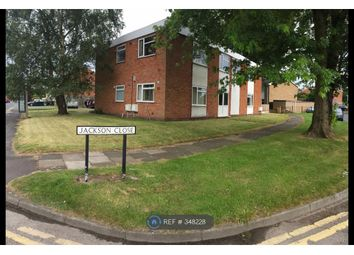 Thumbnail 2 bed flat to rent in Jackson Close, Norton Canes, Cannock