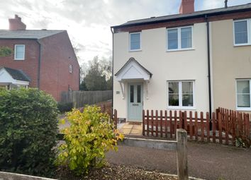 Thumbnail End terrace house for sale in Woolthwaite Lane, Lower Cambourne, Cambridge