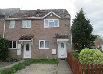Thumbnail 2 bed end terrace house for sale in Lauriston Close, Lauriston Park, Caerau, Cardiff