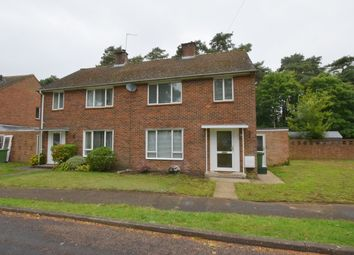 Thumbnail 3 bed semi-detached house for sale in Wigmore Road, Tadley, Hampshire