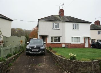 Thumbnail 3 bed semi-detached house for sale in Mill Street, Usk