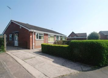 Thumbnail 2 bed bungalow to rent in Greensome Crescent, Doxey, Stafford
