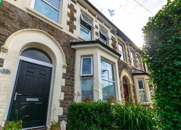 Thumbnail 4 bedroom terraced house for sale in Rawden Place, Cardiff, South Glamorgan