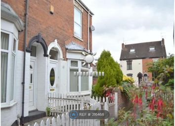 Thumbnail 2 bed end terrace house to rent in Western Villas, Hull