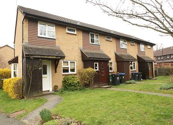 Thumbnail 2 bed terraced house to rent in Hawkswell Walk, Woking