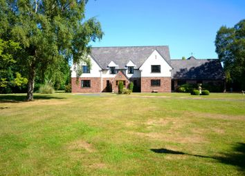 Thumbnail 5 bed detached house to rent in Lees Lane, Wilmslow
