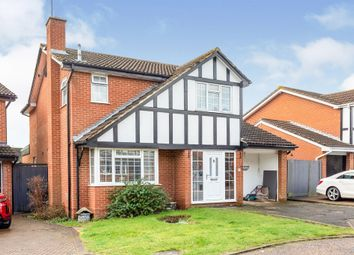 Thumbnail 5 bed detached house for sale in Frosty Hollow, Northampton