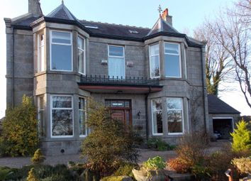 Thumbnail 5 bed detached house for sale in Station Terrace, Longside, Peterhead