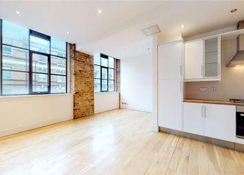 Thumbnail 1 bed flat to rent in Saxon House, 1 Thrawl Street, London