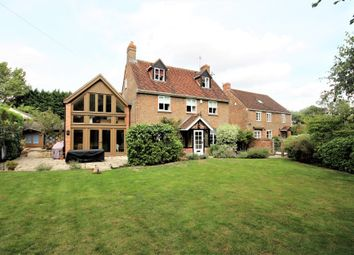 Thumbnail 5 bed detached house for sale in Main Street, East Challow, Wantage