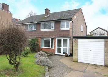 Thumbnail 3 bed semi-detached house for sale in Hawksley Avenue, Chesterfield, Derbyshire