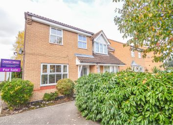 Thumbnail 3 bed end terrace house for sale in Melrose Drive, Elstow