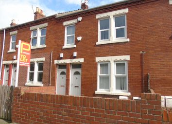 Thumbnail 2 bed flat to rent in Queen Street, Ashington