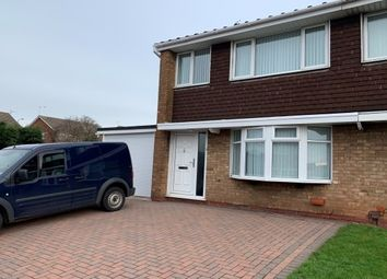 Thumbnail 3 bed property to rent in Granbourne Road, Walsall