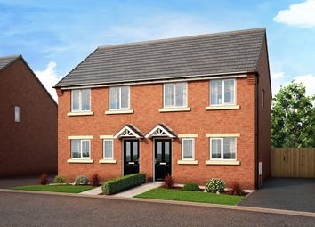 "Thumbnail 3 bed property for sale in ""The Hawthorn At Westbeck"" at Stooperdale Avenue, Darlington"