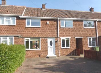 Thumbnail 2 bed terraced house to rent in Finchale Avenue, Billingham