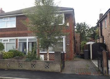 Thumbnail 2 bed semi-detached house to rent in Merton Drive, Droylsden, Manchester