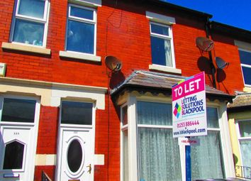 Thumbnail 4 bedroom property to rent in Palatine Road, Blackpool, Lancashire