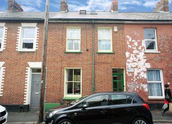 Thumbnail 3 bedroom terraced house for sale in Codrington Street, Exeter