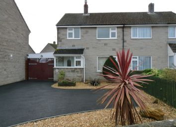 Thumbnail 3 bed semi-detached house to rent in Pinewood, Somerton