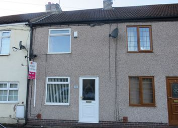 Thumbnail 3 bed terraced house for sale in Hatfield Road, Thorne, Doncaster