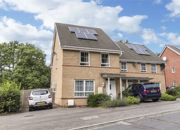 Thumbnail 3 bedroom end terrace house for sale in The Terrace, Tatwin Crescent, Southampton, Hampshire