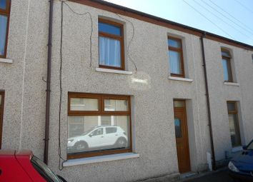 Thumbnail 3 bed terraced house for sale in Angel Street, Aberavon, Port Talbot, Neath Port Talbot.
