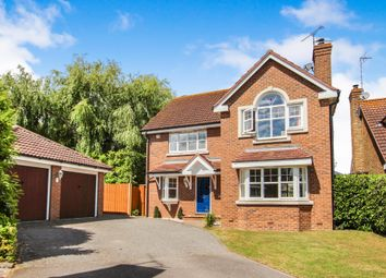 Thumbnail 4 bed detached house for sale in Hillside Road, Eastwood, Essex