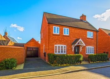 Thumbnail 3 bed detached house to rent in Cygnus Way, Brackley