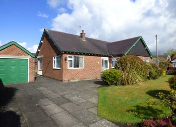 Thumbnail 3 bed bungalow for sale in Hillcourt Road, High Lane, Stockport
