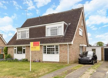 Thumbnail 4 bed semi-detached house for sale in Marcham, Oxfordshire OX13,