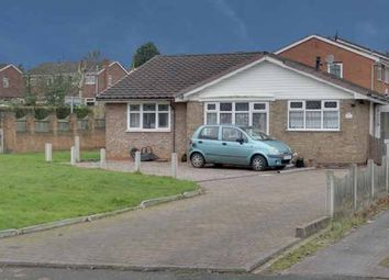Thumbnail 3 bed detached bungalow for sale in Glenhaven, Rugeley, Staffordshire