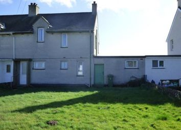 Thumbnail 3 bed semi-detached house for sale in Bro Cynfil, Penrhos, Pwllheli, Gwynedd